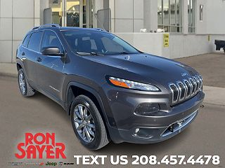 2018 JEEP CHEROKEE LIMITED EDITION for sale in Scottsdale AZ