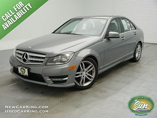 2012 MERCEDES-BENZ C-CLASS C 300 SPORT 4MATIC for sale in Cicero NY