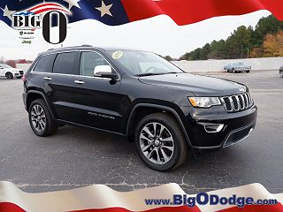 2018 JEEP GRAND CHEROKEE for sale in Greenville SC