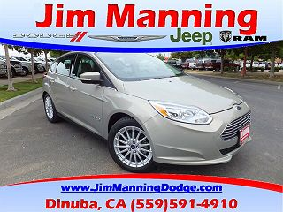 2015 FORD FOCUS ELECTRIC for sale in Dinuba CA