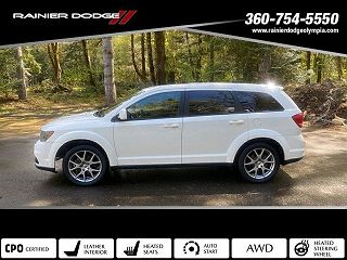 2017 DODGE JOURNEY GT for sale in Highland Park MI