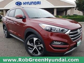 2018 HYUNDAI TUCSON LIMITED EDITION