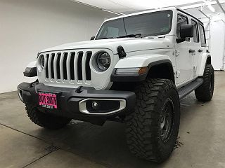 2019 JEEP WRANGLER UNLIMITED SAHARA for sale in Kellogg ID