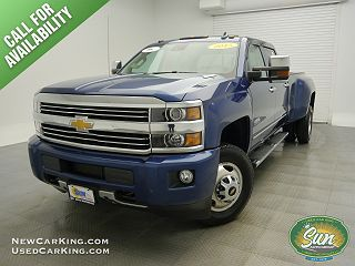 2015 CHEVROLET SILVERADO 3500HD HIGH COUNTRY for sale in Cicero NY