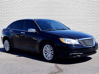 Wichita 2011 CHRYSLER 200 LIMITED