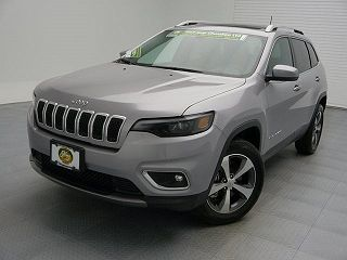 2019 JEEP CHEROKEE LIMITED EDITION for sale in Cicero NY