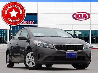 2018 KIA FORTE LX for sale in Irving TX