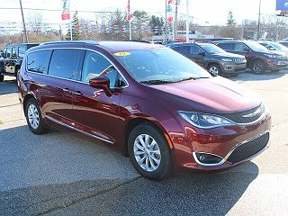 2019 CHRYSLER PACIFICA TOURING-L for sale in Erie PA