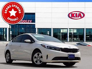 2017 KIA FORTE LX for sale in Irving TX