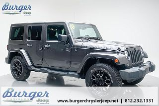 2017 JEEP WRANGLER UNLIMITED SMOKY MOUNTAIN for sale in Greenvale NY
