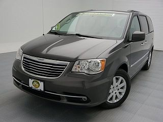 2016 CHRYSLER TOWN & COUNTRY TOURING for sale in Cicero NY
