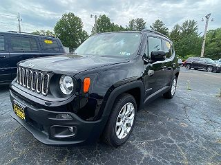 2017 JEEP RENEGADE LATITUDE for sale in Willoughby OH