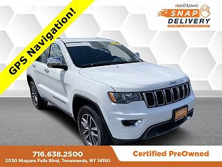 2019 JEEP GRAND CHEROKEE LIMITED EDITION for sale in Orchard Park NY