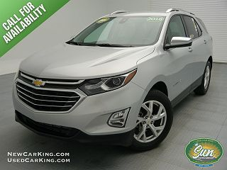 2018 CHEVROLET EQUINOX PREMIER for sale in Cicero NY