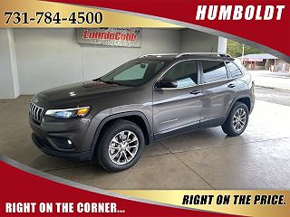2019 JEEP CHEROKEE LATITUDE PLUS for sale in Bowling Green KY