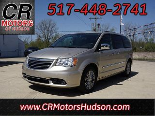 2014 CHRYSLER TOWN & COUNTRY for sale in Hudson MI