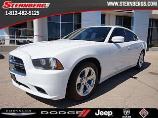 2012 DODGE CHARGER SXT for sale in Jasper IN