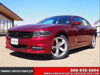 2017 DODGE CHARGER SXT for sale in Dumas TX