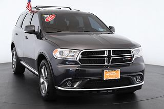 2014 DODGE DURANGO LIMITED for sale in Amityville NY