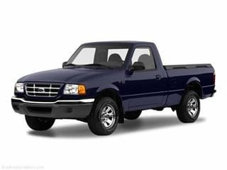 2001 FORD RANGER XLT for sale in Murphy NC