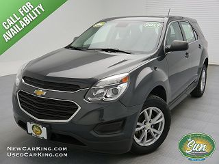 2017 CHEVROLET EQUINOX LS for sale in Cicero NY