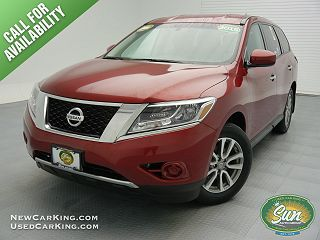 2015 NISSAN PATHFINDER S for sale in Cicero NY