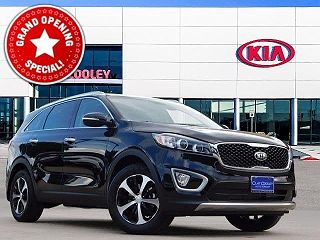 2018 KIA SORENTO EX for sale in Irving TX