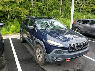 2014 JEEP CHEROKEE TRAILHAWK for sale in Blue Ridge GA