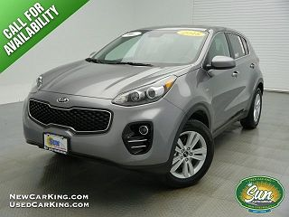 2018 KIA SPORTAGE LX for sale in Cicero NY