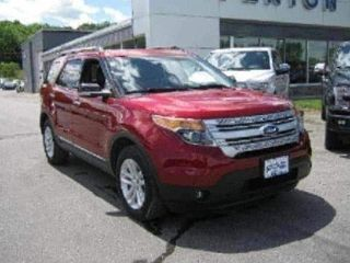 2011 FORD EXPLORER XLT for sale in Camden NY