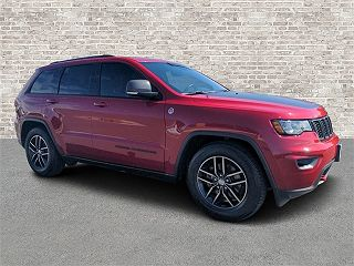 2018 JEEP GRAND CHEROKEE TRAILHAWK for sale in Richmond VA
