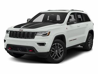2017 JEEP GRAND CHEROKEE TRAILHAWK for sale in Stoughton WI