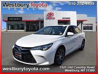 2015 TOYOTA CAMRY XSE for sale in Westbury NY