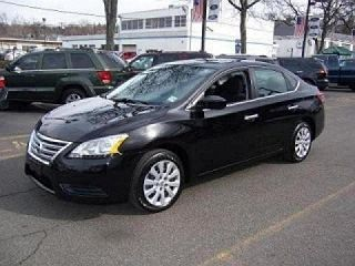 2013 NISSAN SENTRA SV for sale in Englewood NJ