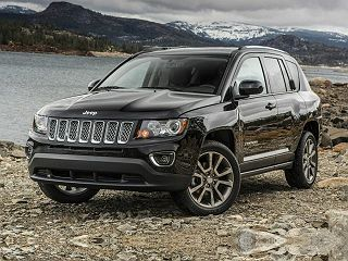 2016 JEEP COMPASS HIGH ALTITUDE EDITION for sale in Cicero NY