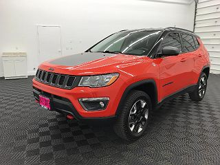 2018 JEEP COMPASS TRAILHAWK for sale in Kellogg ID